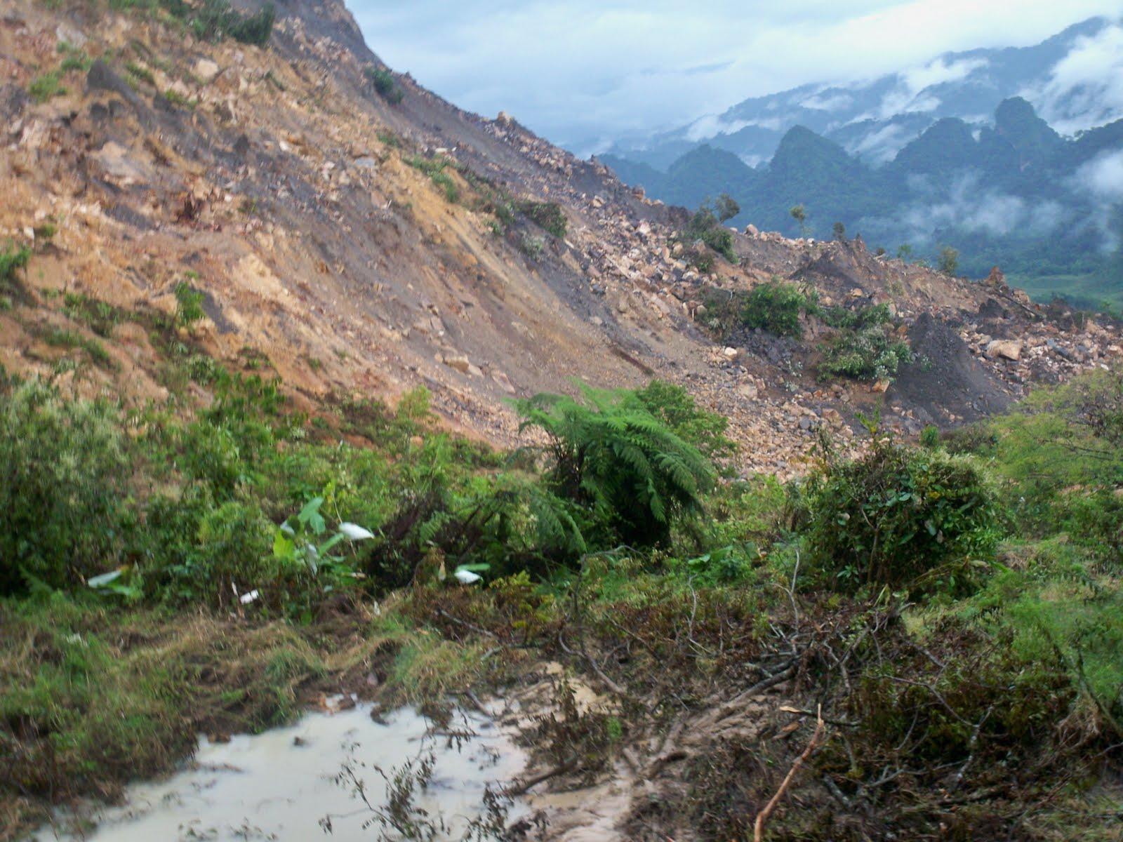 Efectos antropicos en la laguna de santa mar a de canagua Lagunas para cachamas