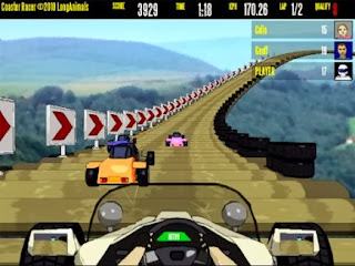Download Game PC Gratis ~ Coaster Racer