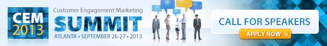 CEM Summit 2013 - September 26-27