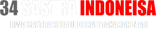 34 Sastra Indonesia