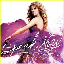 Taylor Swift Speak Now cover image from Bobby Owsinski's Music 3.0 blog