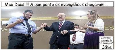 A direita enrola incautos de Marcelo Rossi