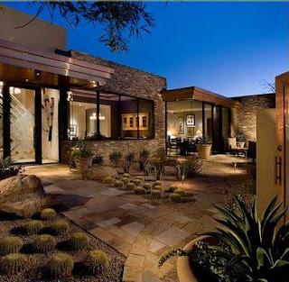 Fachadas de casas de campo planos de casas modernas - Fachadas de casas de campo ...