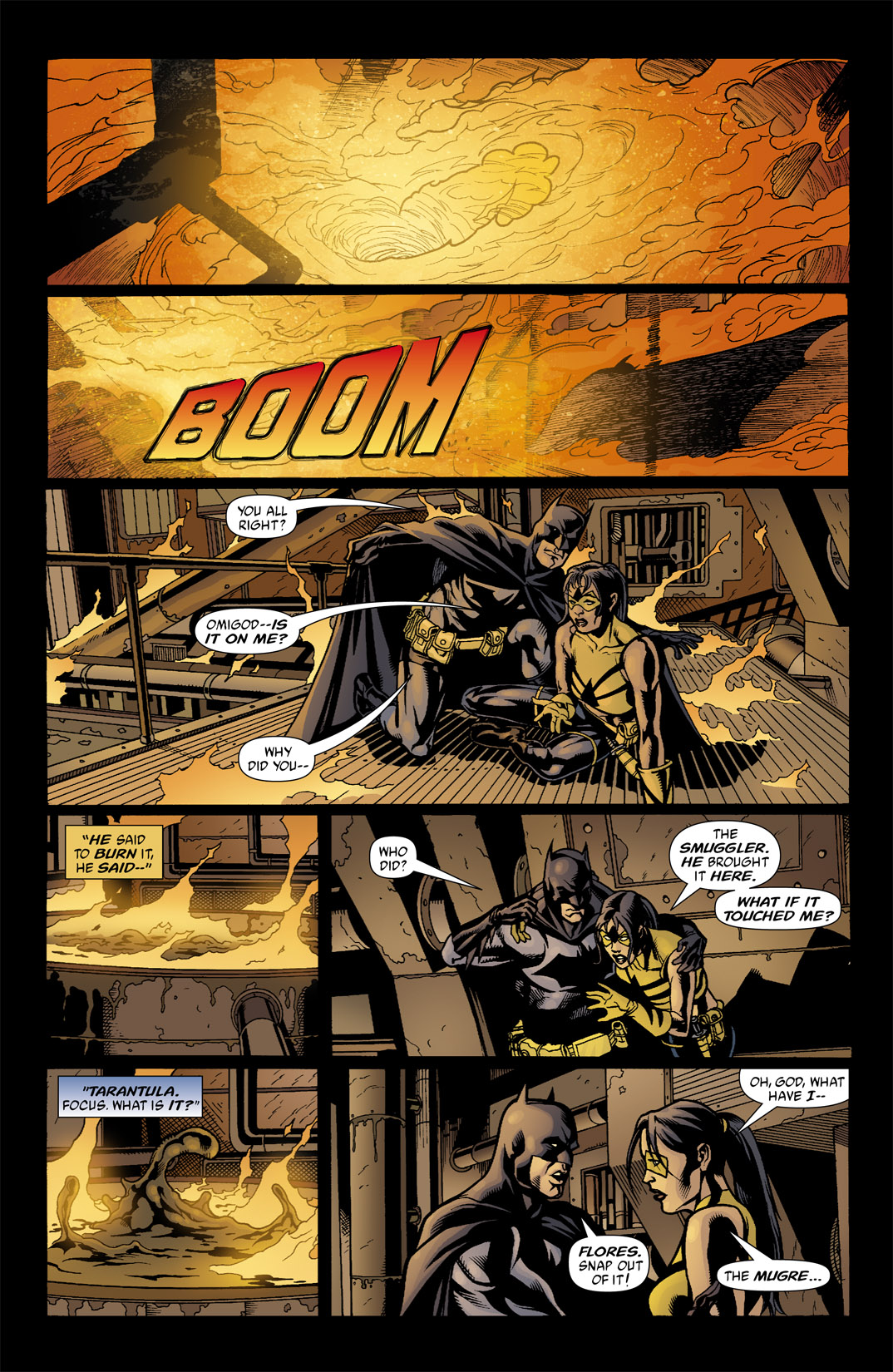 Detective Comics (1937) Issue #795 Page 9