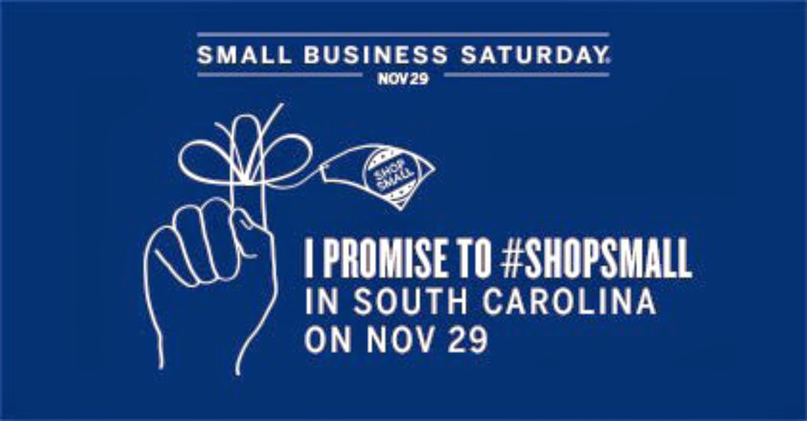 shop local saturday