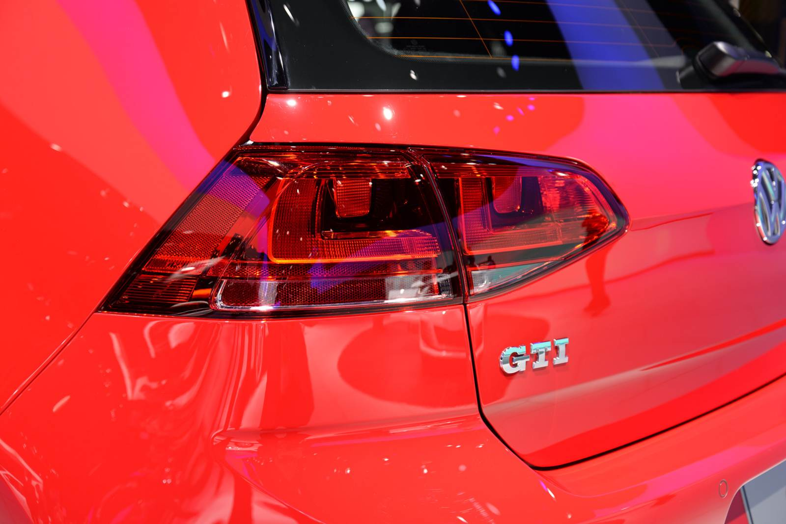 VW Golf GTI EUA