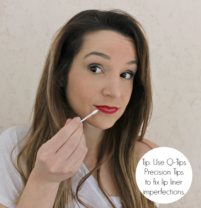 Q-Tips Precision Tips, Red Carpet Makeup, The Oscars