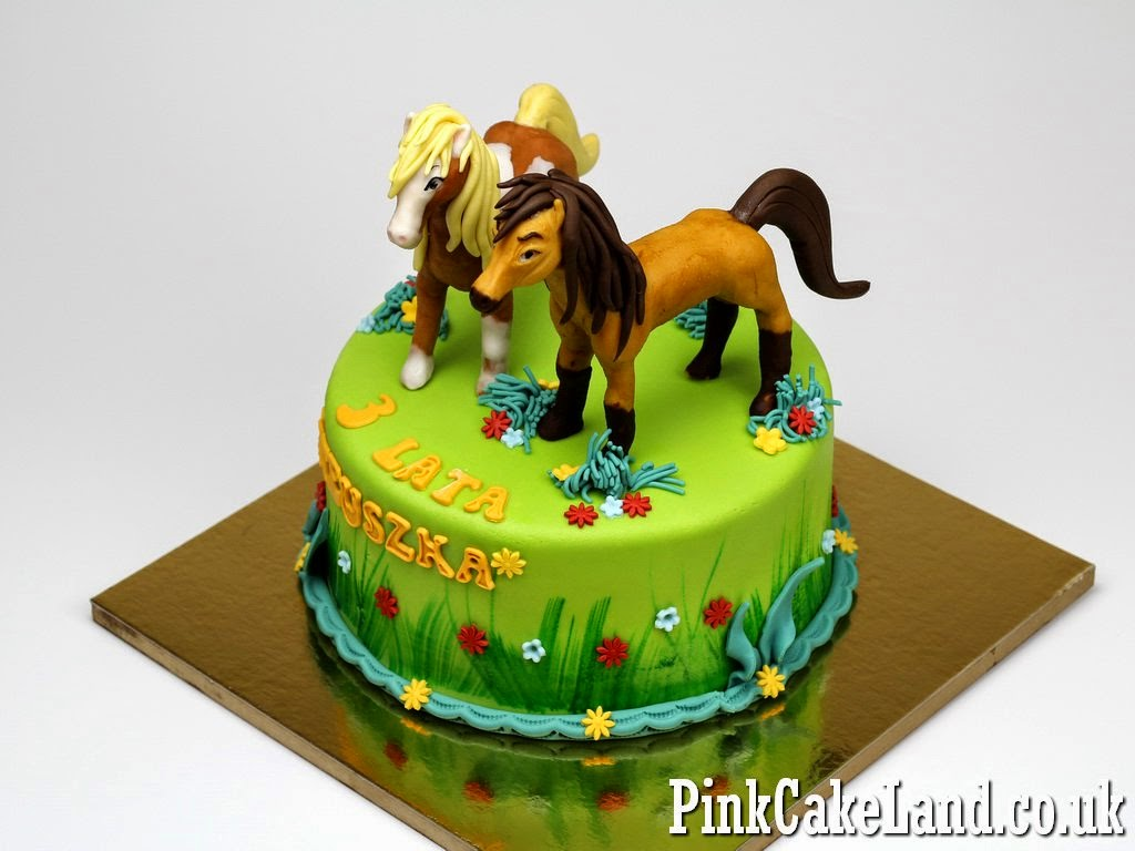 Childrens Birthday Cakes in London