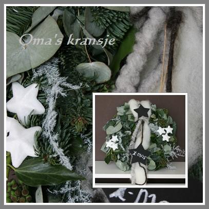 Marions bloem deco idee kerst is in aantocht - Idee van deco eetkamer ...