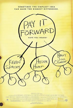 Quote To Remember PAY IT FORWARD [60] Classy Pay It Forward Quotes