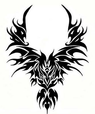 Tatto Designer on Phoenix Bird Tattoo Design  Free Phoenix Tattoo Design Pictures