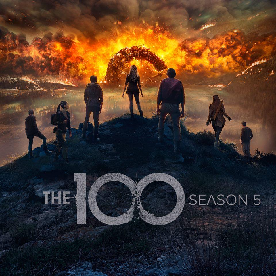 The 100 Season5 EP1 – EP10 ซับไทย