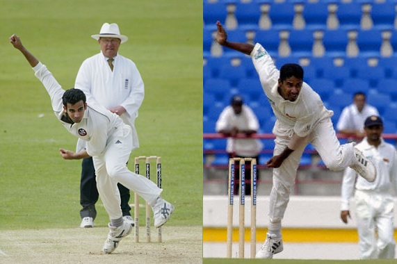 Zaheer Khan Bowling Action In Slow Motion  Free HD video