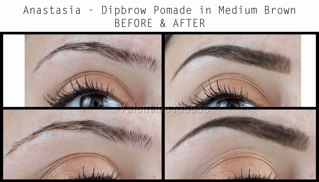 Anastasia dipbrow medium brown