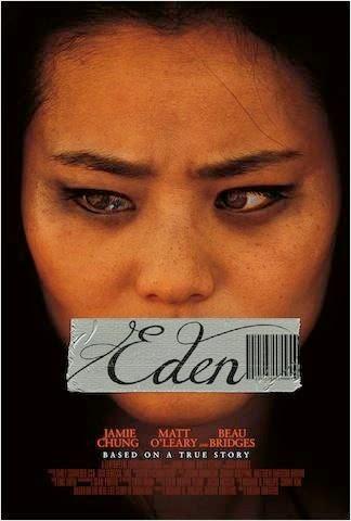 """Poster do filme """"Éden"""""""
