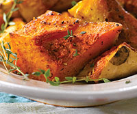 Smothered Cajun-spiced Squash