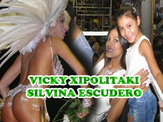 Vicky  y Silvina en GSM