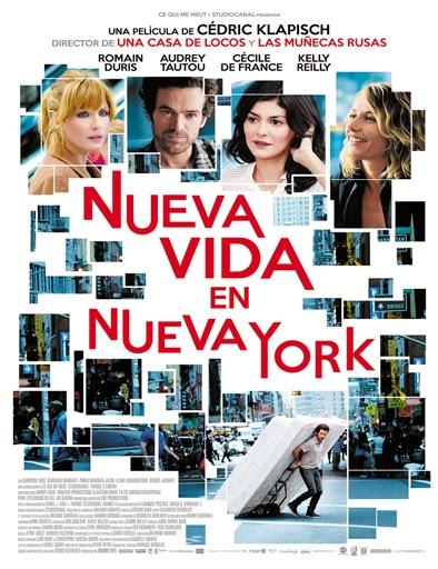 Nueva vida en Nueva York (Casse-tête chinois) (2013)