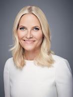 La princesse Mette Marit de Norvège