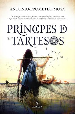 Príncipe de Tartesos - Antonio-Prometeo Moya (2015)