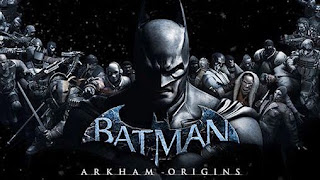 Screenshots of the Batman: Arkham origins for Android tablet, phone.