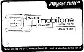 Sở hữu ngay Multil Sim của Mobifone nhé
