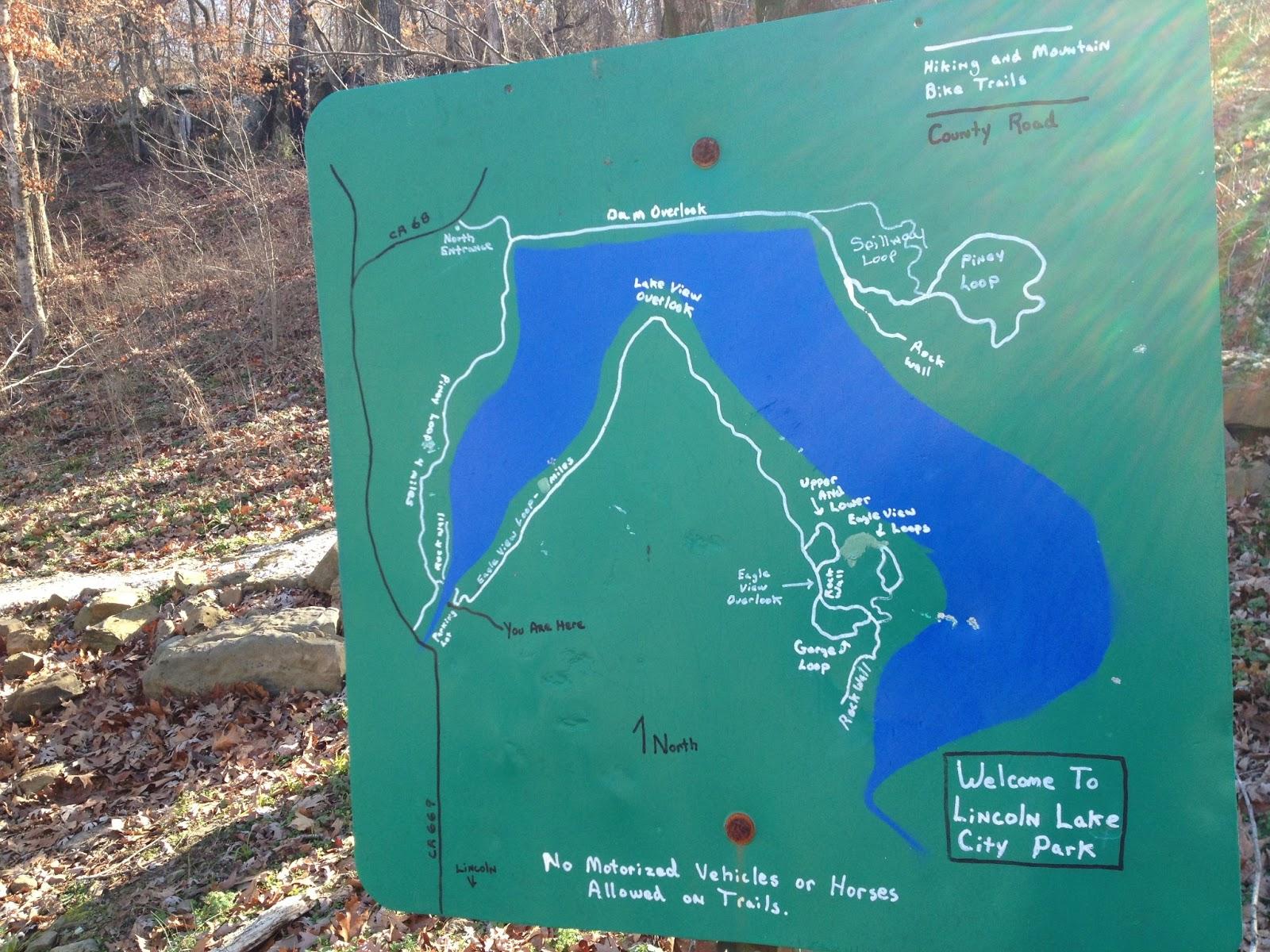 Lincoln Lake Trails Of Arkansas Amp Now California