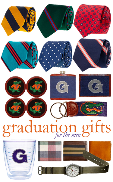 good college graduation presents We've gathered a unique list of over 30 of the best graduation gifts for both high school and college graduates we have high school graduation gifts that will help students with the stresses of study groups and finals we've also included diy gifts for college graduation, that will be useful to graduates who.