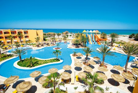 S jours thalasso tunisie hotel 4 toiles air vacances for Salon 5 etoiles tunisie
