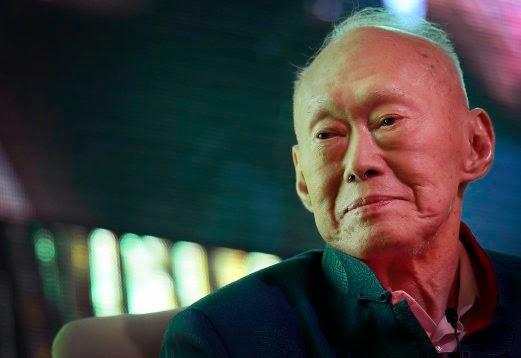 Khabar angin Lee Kuan Yew meninggal dunia tidak benar