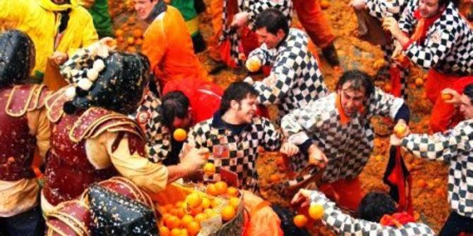Festival Perang Makanan