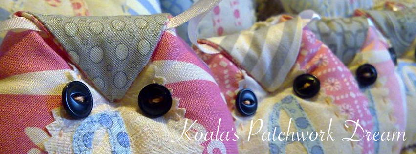 Koala's Patchwork Dream