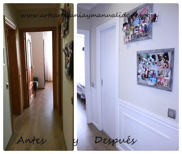 Arte artesania y manualidades lacado de puertas handmade - Como lacar una puerta en blanco ...