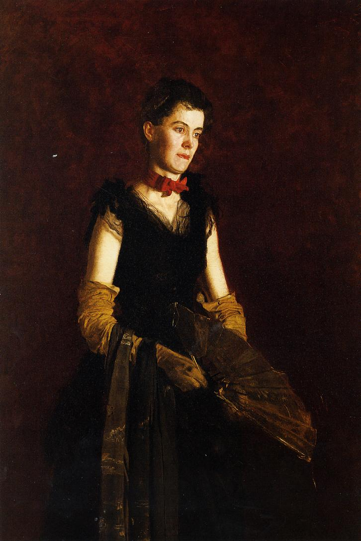 thomas eakins miss amelia van buren essay Martin van buren (1) mary kelly (1)  thomas eakins (1) thomas jefferson (5)  as i write this essay in february 2009, the.