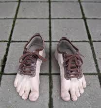 sepatu kaki