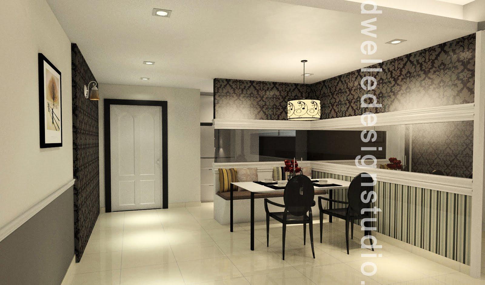 Condo With Loft Interior Design Joy Studio Design