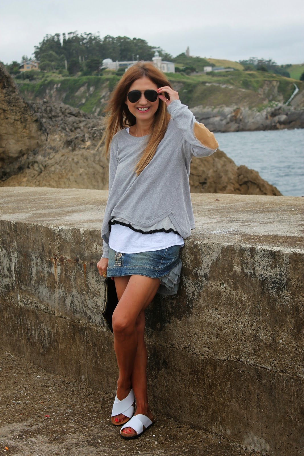 Outfit, blog de moda, Carmen Hummer, Street Style, La Barquera, Cantabria, summer, holidays, beach, travel, fashion style, blogger