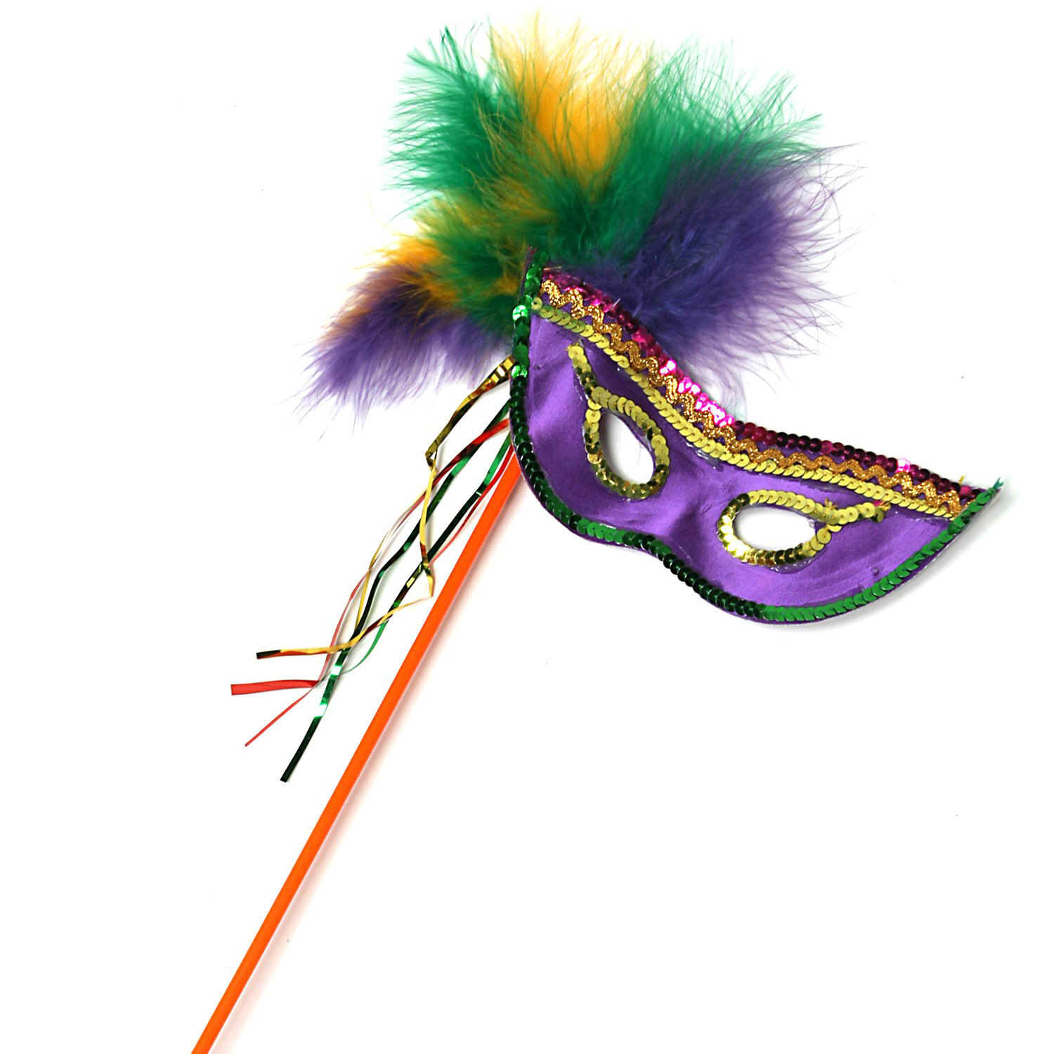 animated free gif: mardi gras mask color carnival e-card graphic art