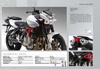 Motor Malaysia Benelli TNT 600 RK6 2013