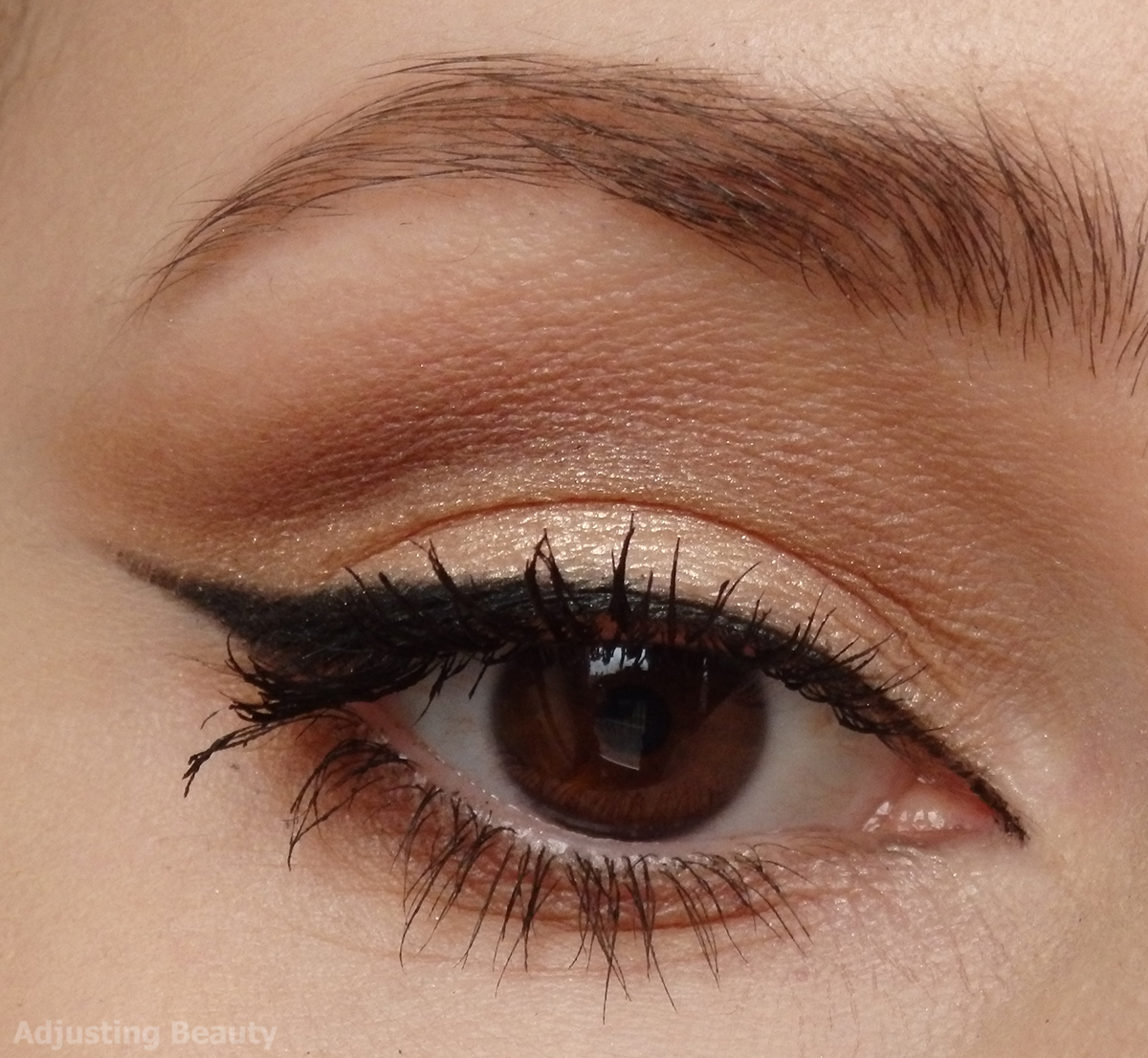 how to demonstrate cut crease