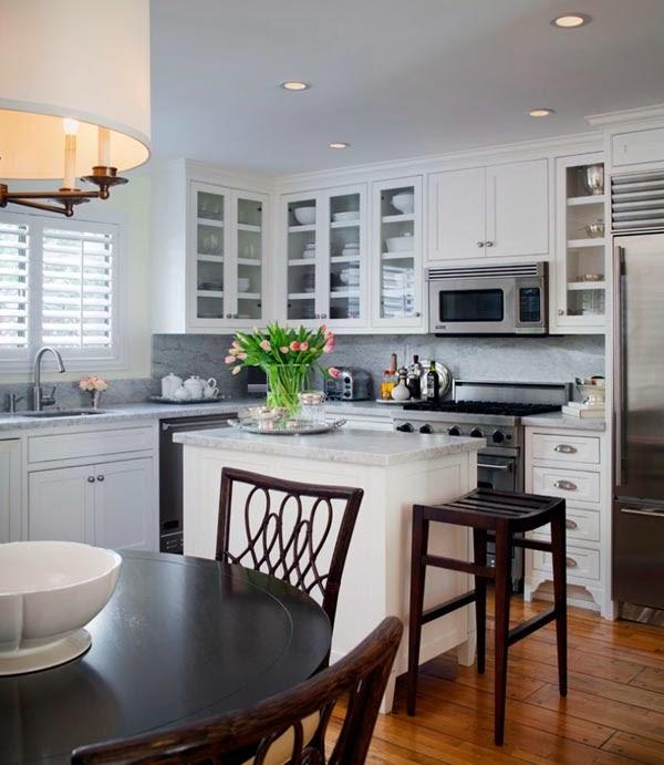 Creativas ideas de dise o para cocinas peque as casas for Disenos para cocinas pequenas
