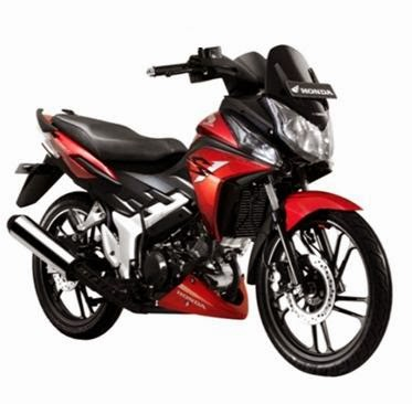 Perbandingan Satria Fu Vs Honda CS One