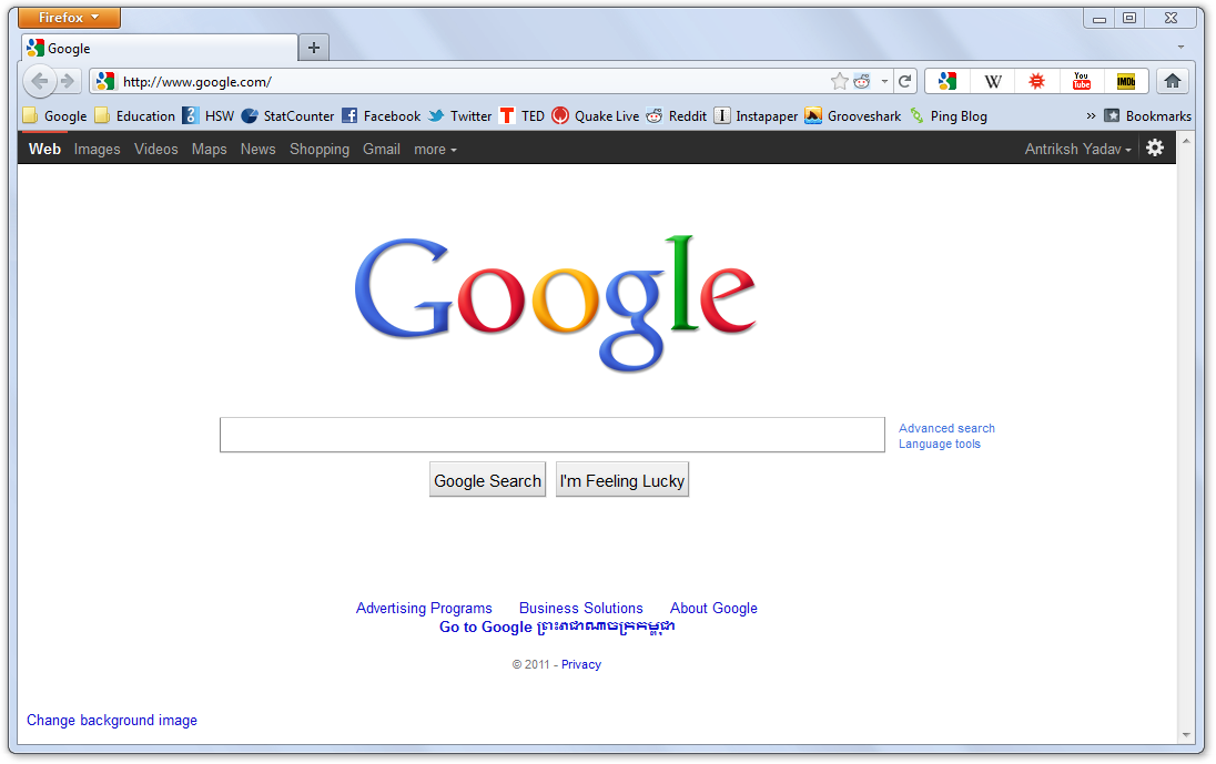 Google Mozillafirefox