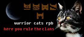 Warrior cats RPB