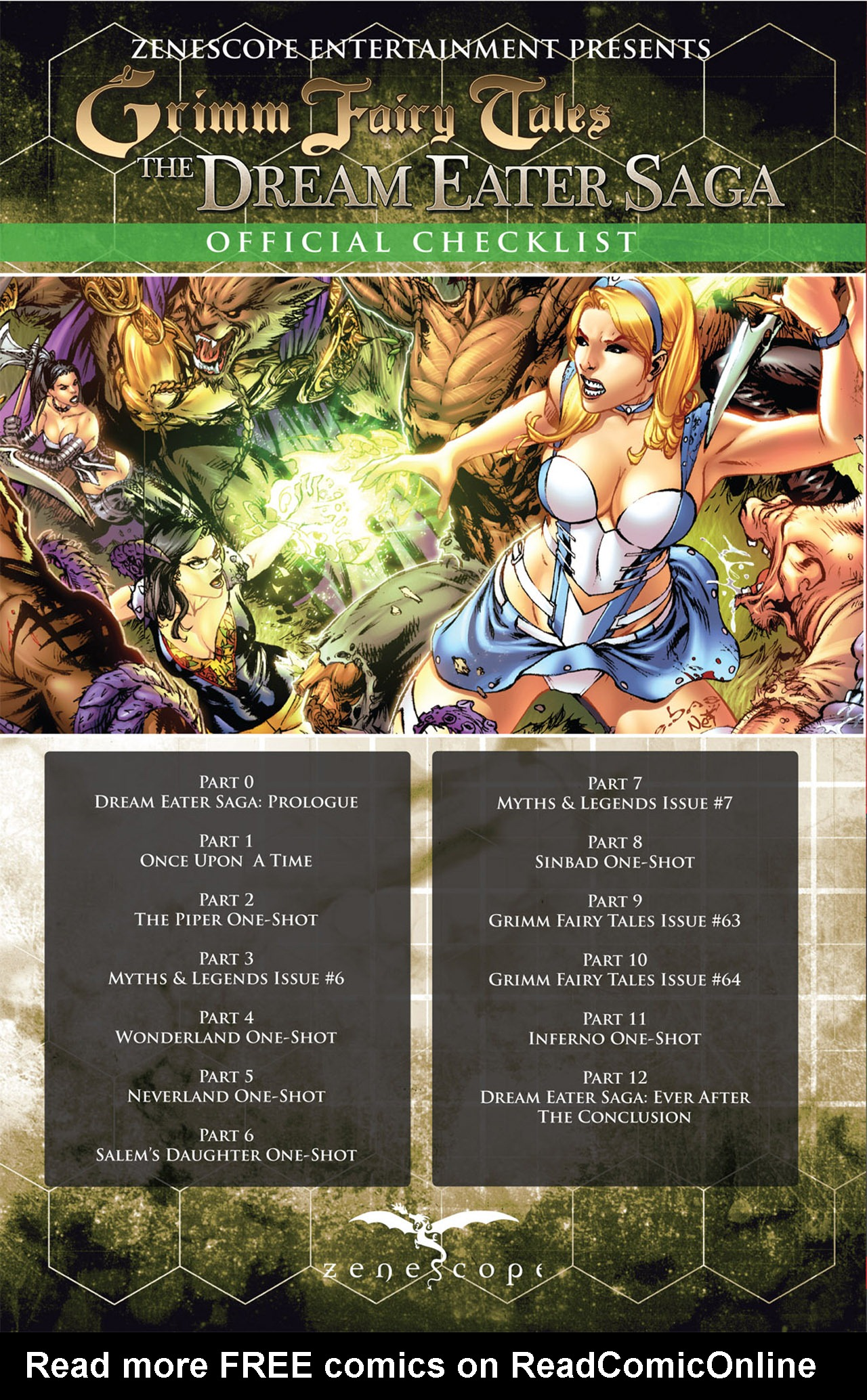 Grimm Fairy Tales (2005) Issue #63 #66 - English 26