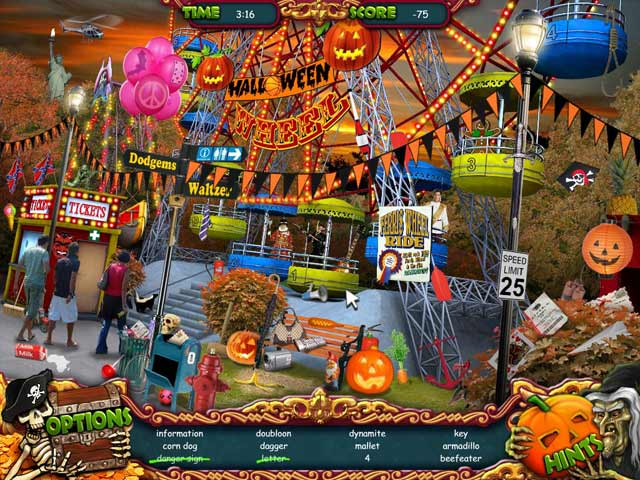 halloween the pirates curse is an amazing halloween themed point and click downloadable hidden object games everybody is having fun at the halloween fair - Halloween Point And Click Games