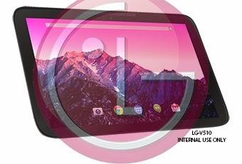 LG-made Nexus 10 2013