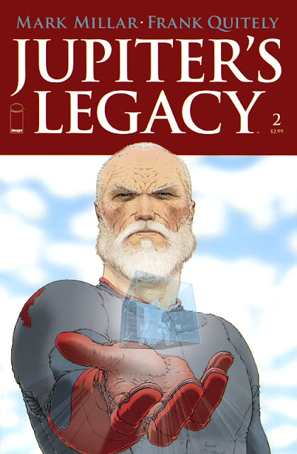 Jupiter's Legacy # 2 - Mark Millar Frank Quitely