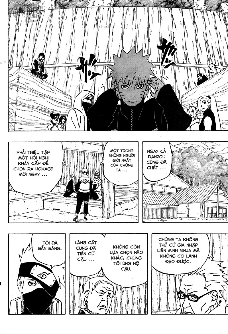 Naruto chap 488 Trang 14 - Mangak.info