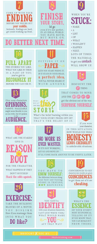 hilscreate.blogspot.com: Pixar's 22 rules to phenomenal ...